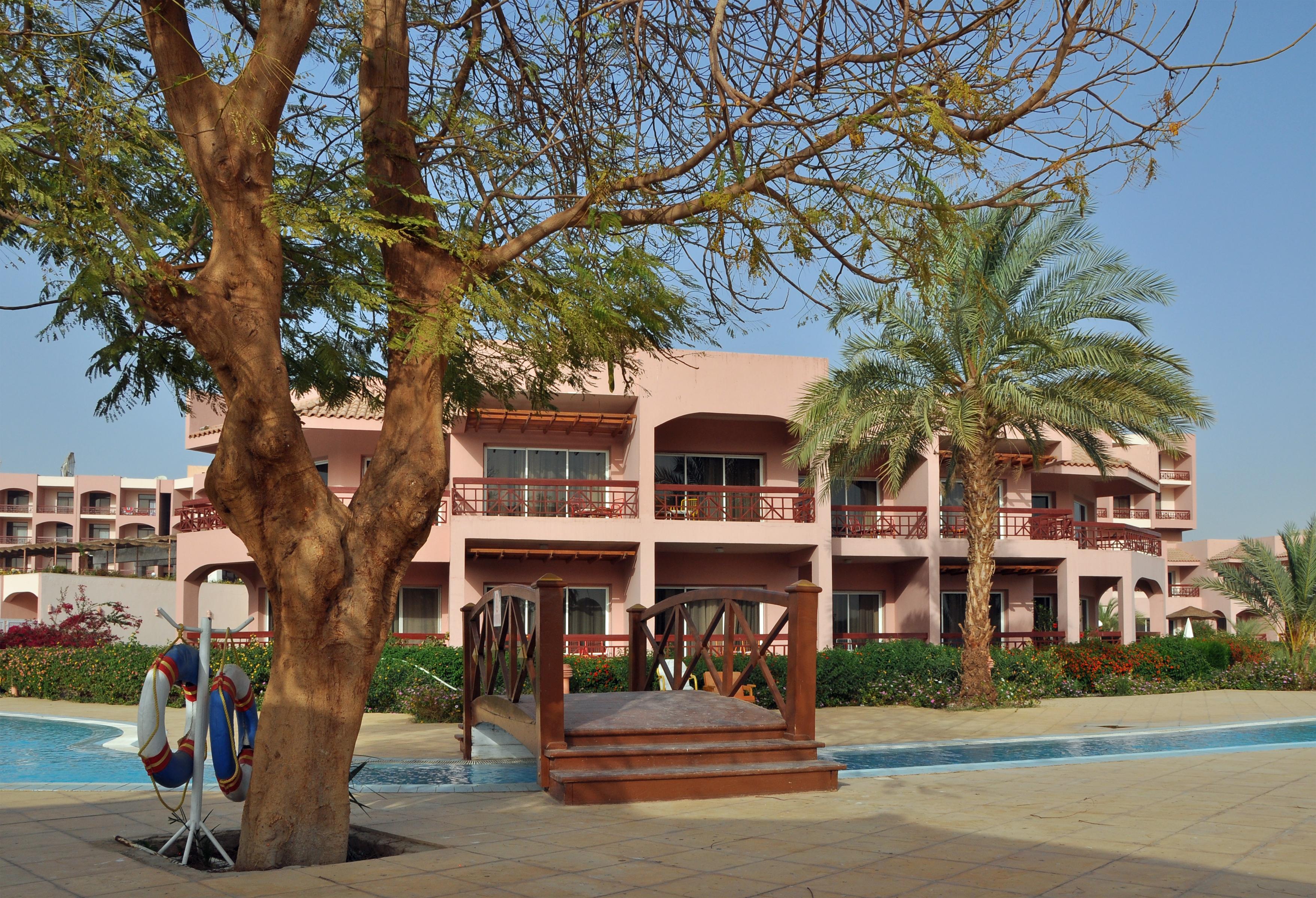 Pyramisa Isis Island Aswan Resort Spa