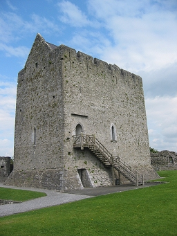 How to get to Athenry Castle with public transit - About the place