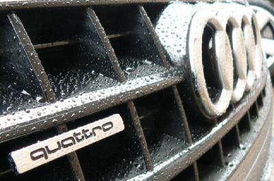 Audi Amblemi on