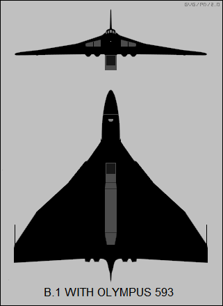 Avro 698 Vulcan  Wikipedia