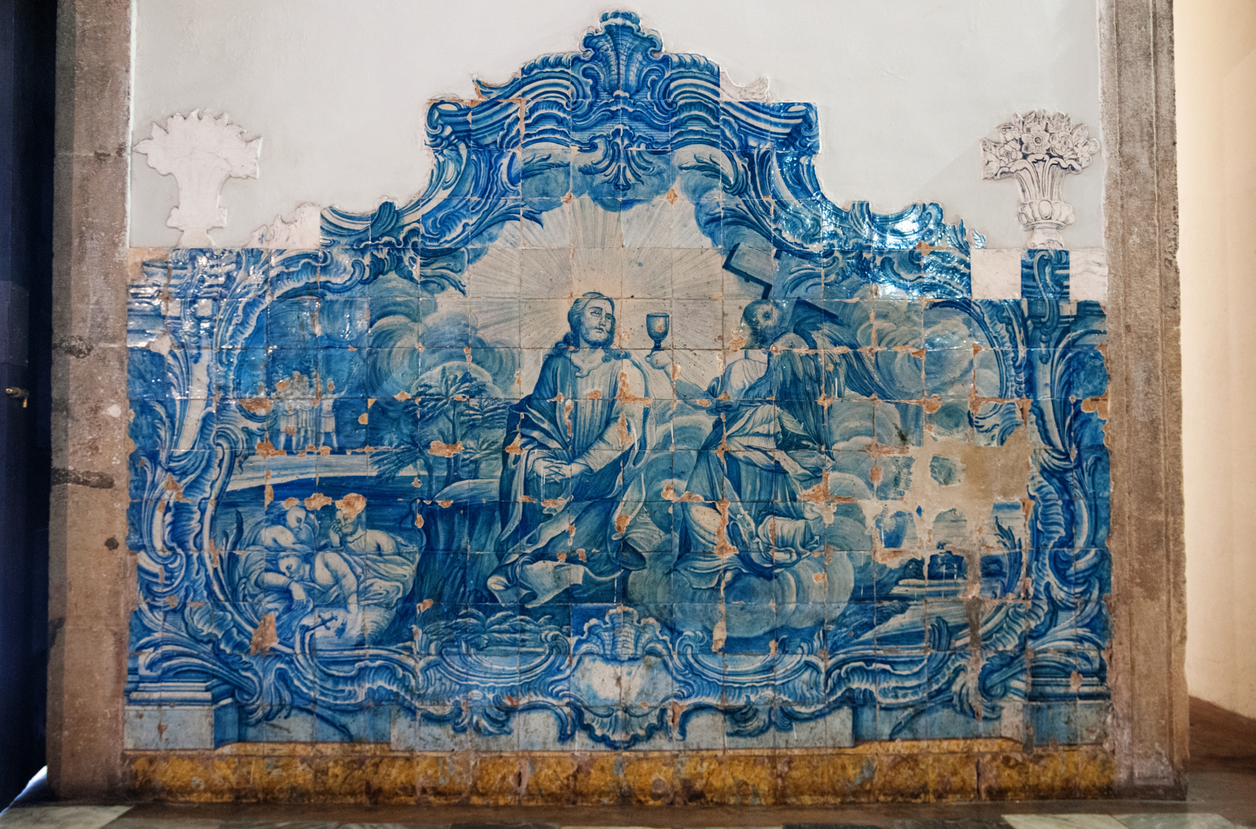 Art color recife - File Azulejos Da Bas Lica De Nossa Senhora Do Carmo Recife Pernambuco Brasil