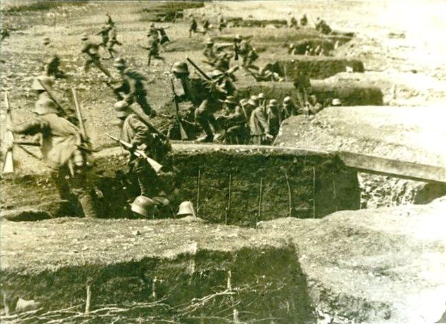 Първа битка при Изонцо – Уикипедия