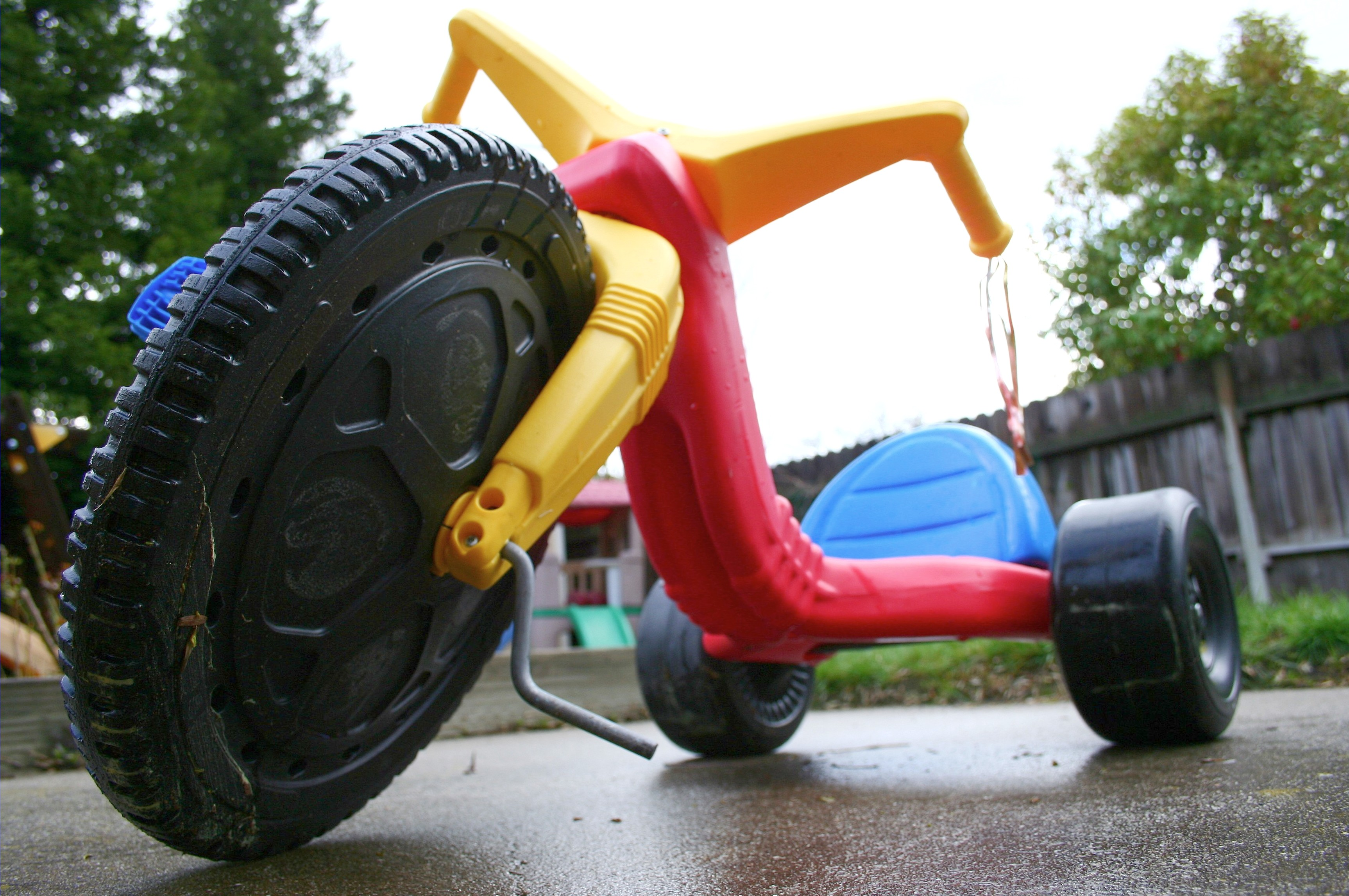 Big Wheel Tricycle For Adultsbdpd9