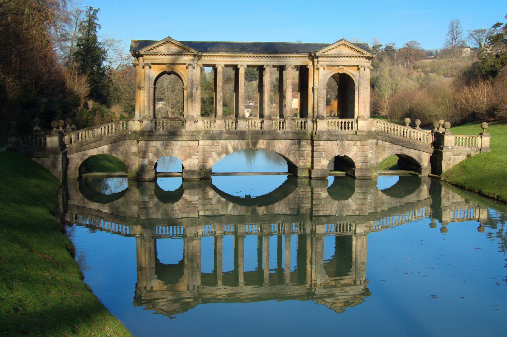 File:Bath - Prior Park Bridge - Wikimedia Commons