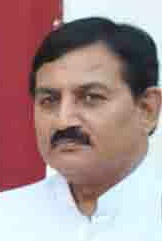 Bharatsinh Solanki is an Indian politician- 2014-04-12 14-19.JPG