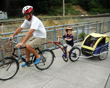File Bicycle Trailer For Toddlers Jpg Wikipedia