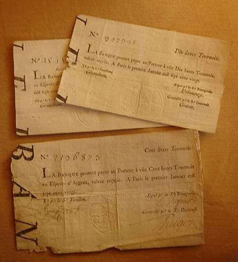 File:Billets banque royale 1720.jpg