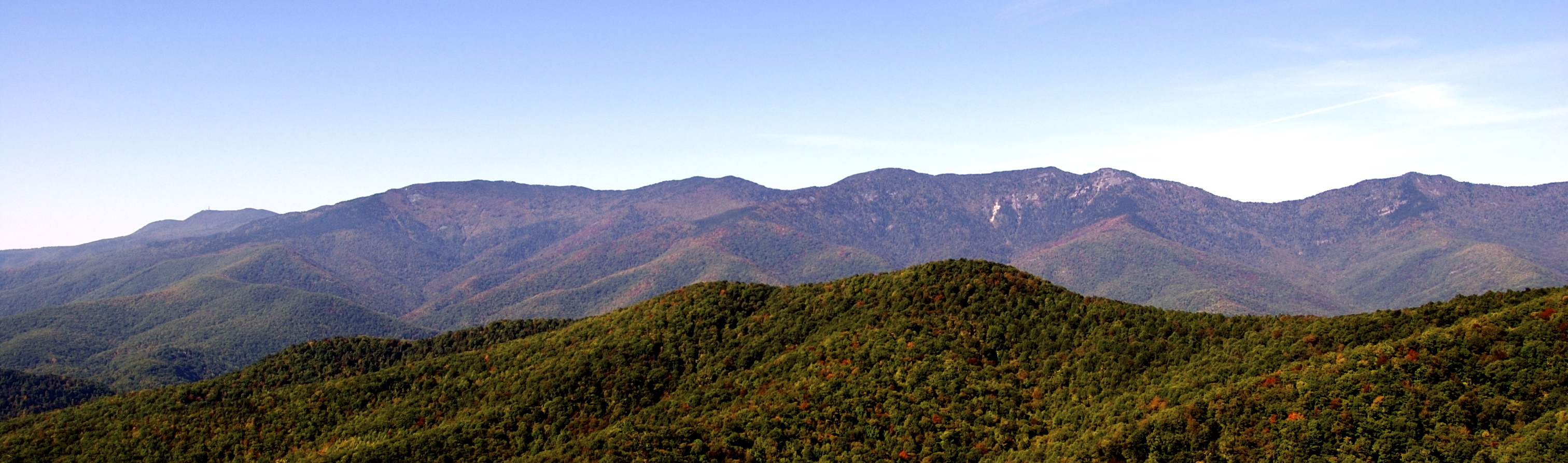 Pictures of black mountain range nc — pic 4