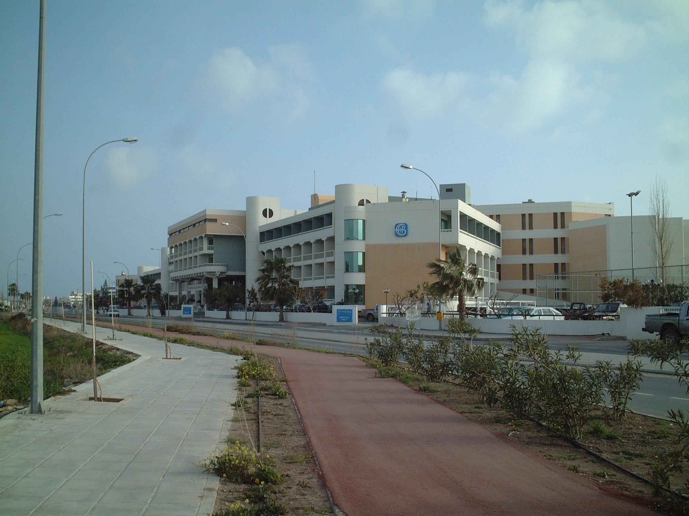 Paphos Beach Hotel