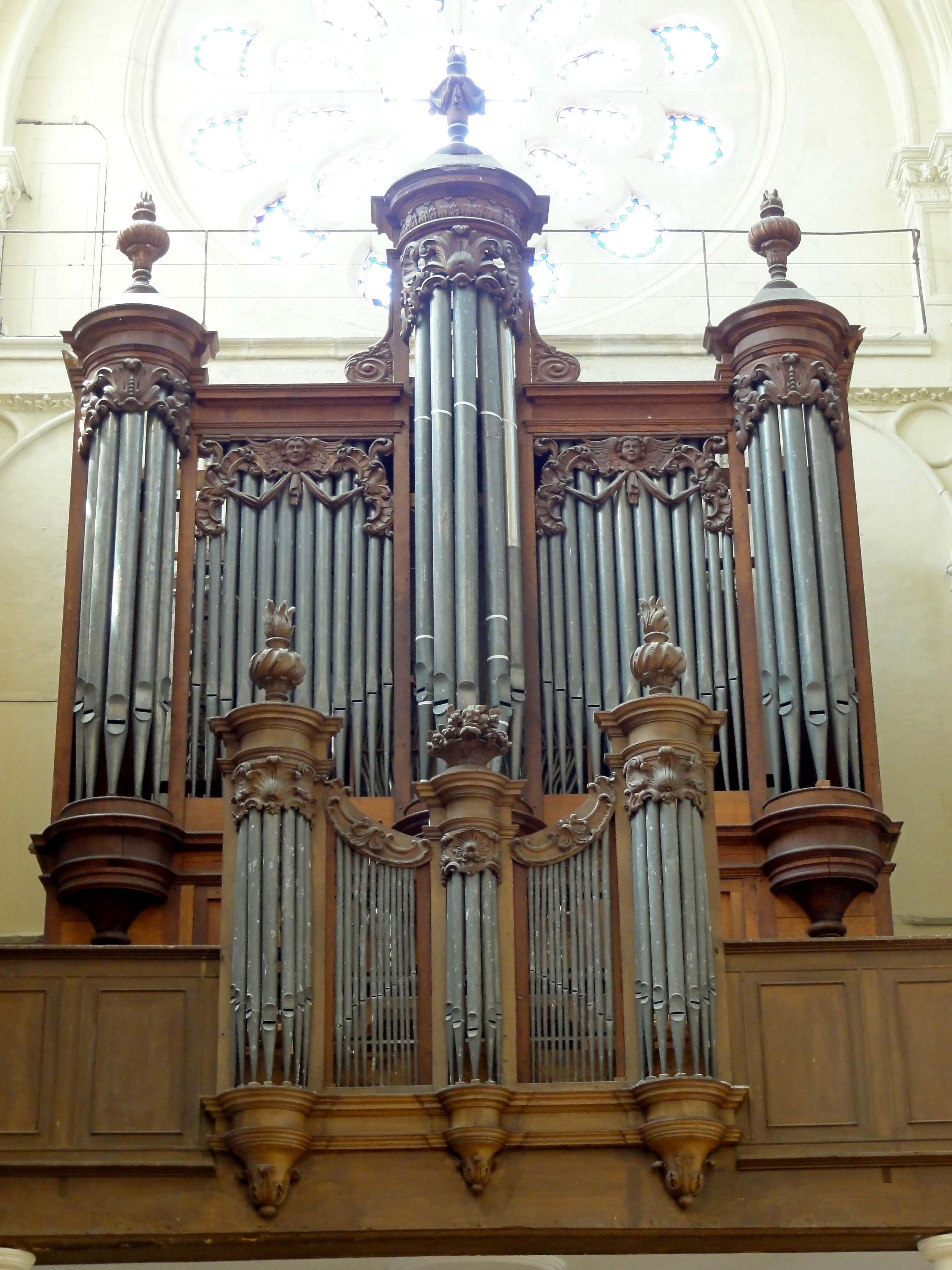 Fichier brie comte robert 77 glise saint tienne orgue de tribune 2 jpg wikip dia - Meubles carla brie comte robert ...