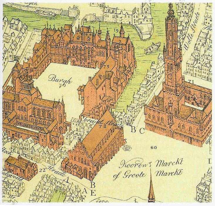 Brüssel Sehenswürdigkeiten Karte.Brügge Wikipedia