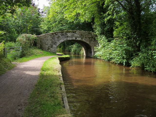 Brynich Bridge - geograph.org.uk - 939016