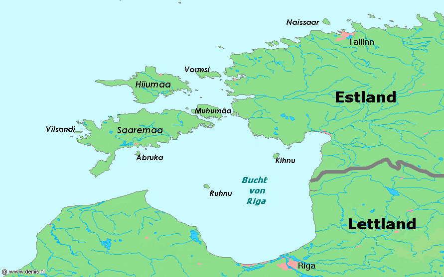 Eesti saarte loend – Vikipeedia
