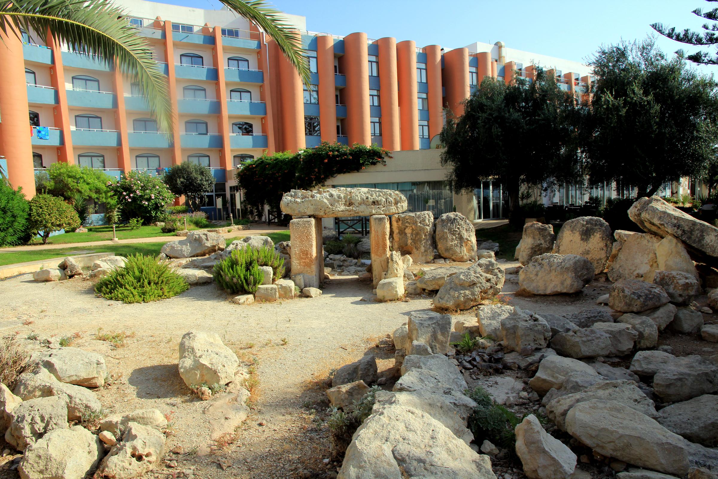 Dolmen Resort Hotel St Paul S Bay Malta