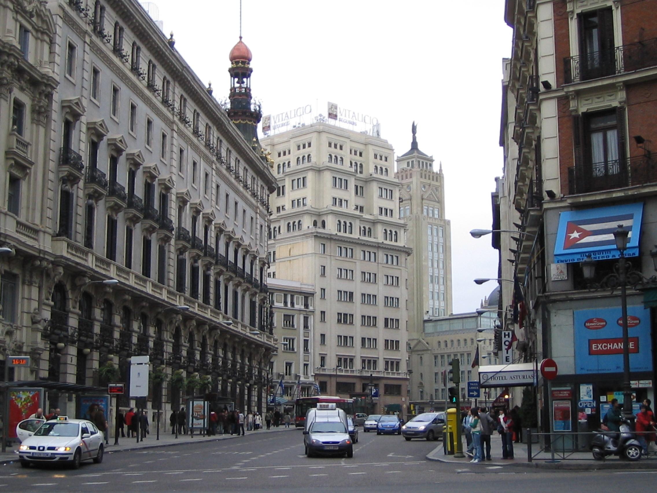 File calle sevilla madrid jpg wikimedia commons - Calle correduria sevilla ...