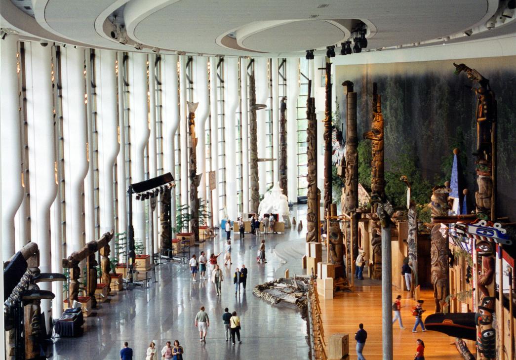 File canadian museum of civilization for Museum of civilization quebec