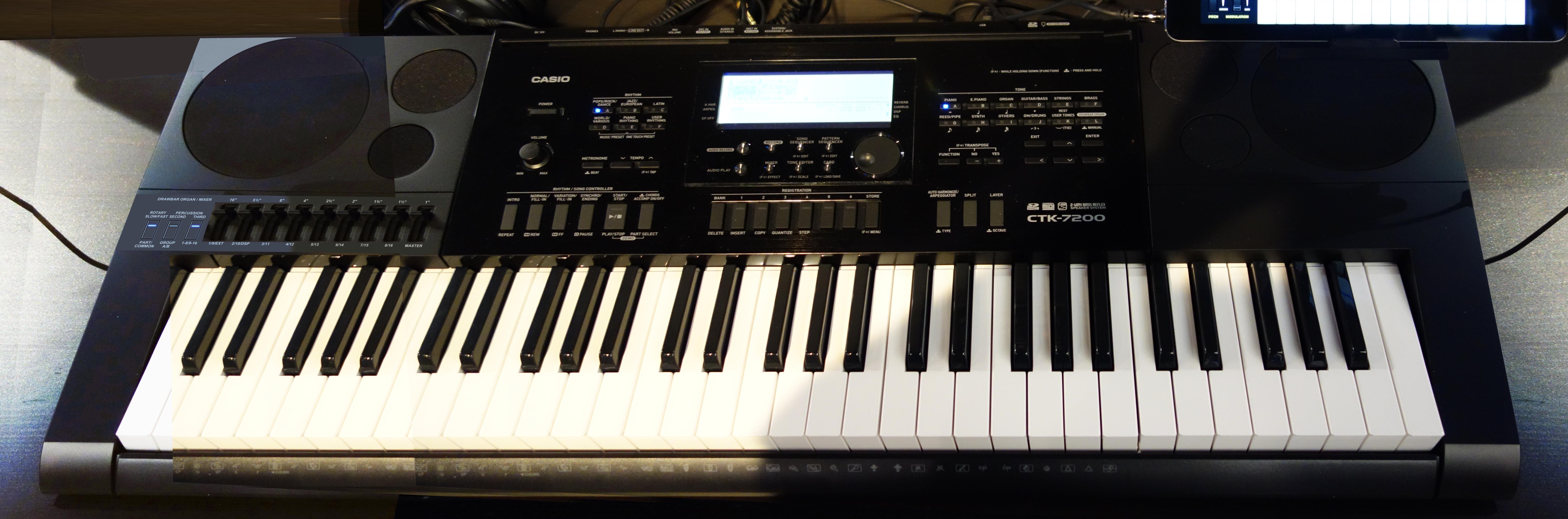 Casio Ctk  Vs Yamaha Psre