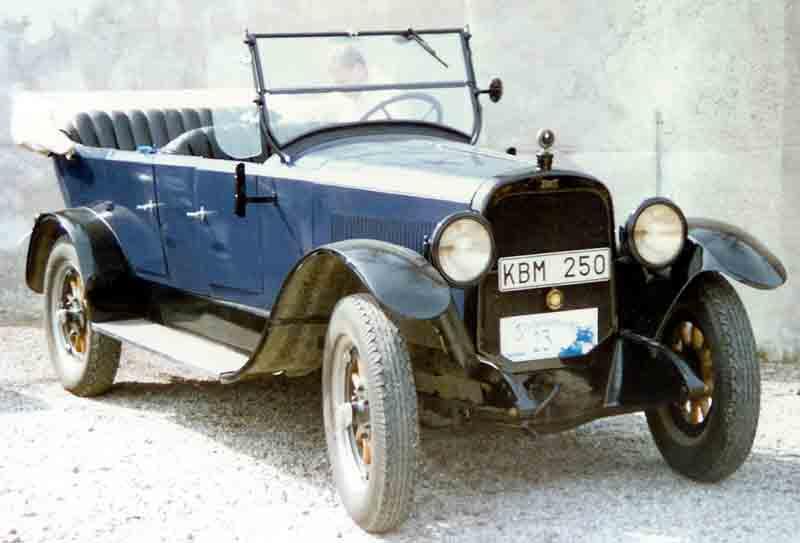 Old Dort Cars Of South Carolina