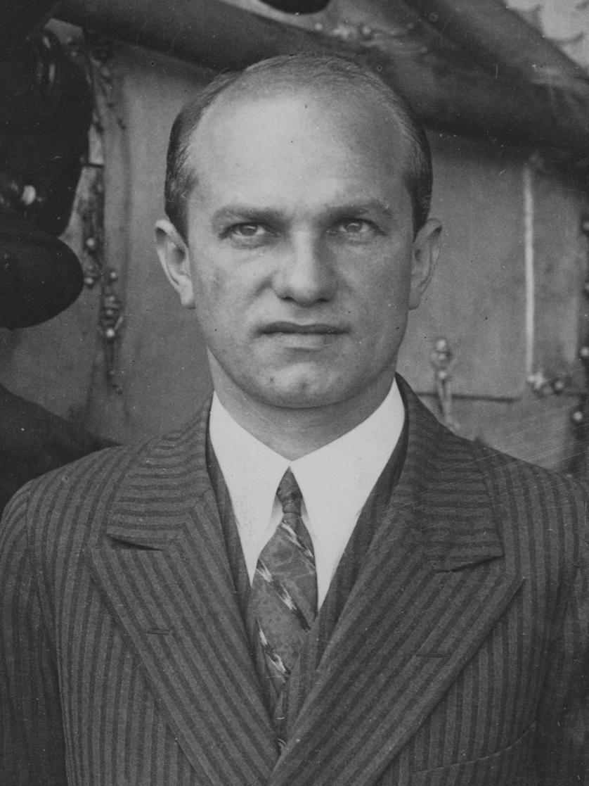 Levine in 1930
