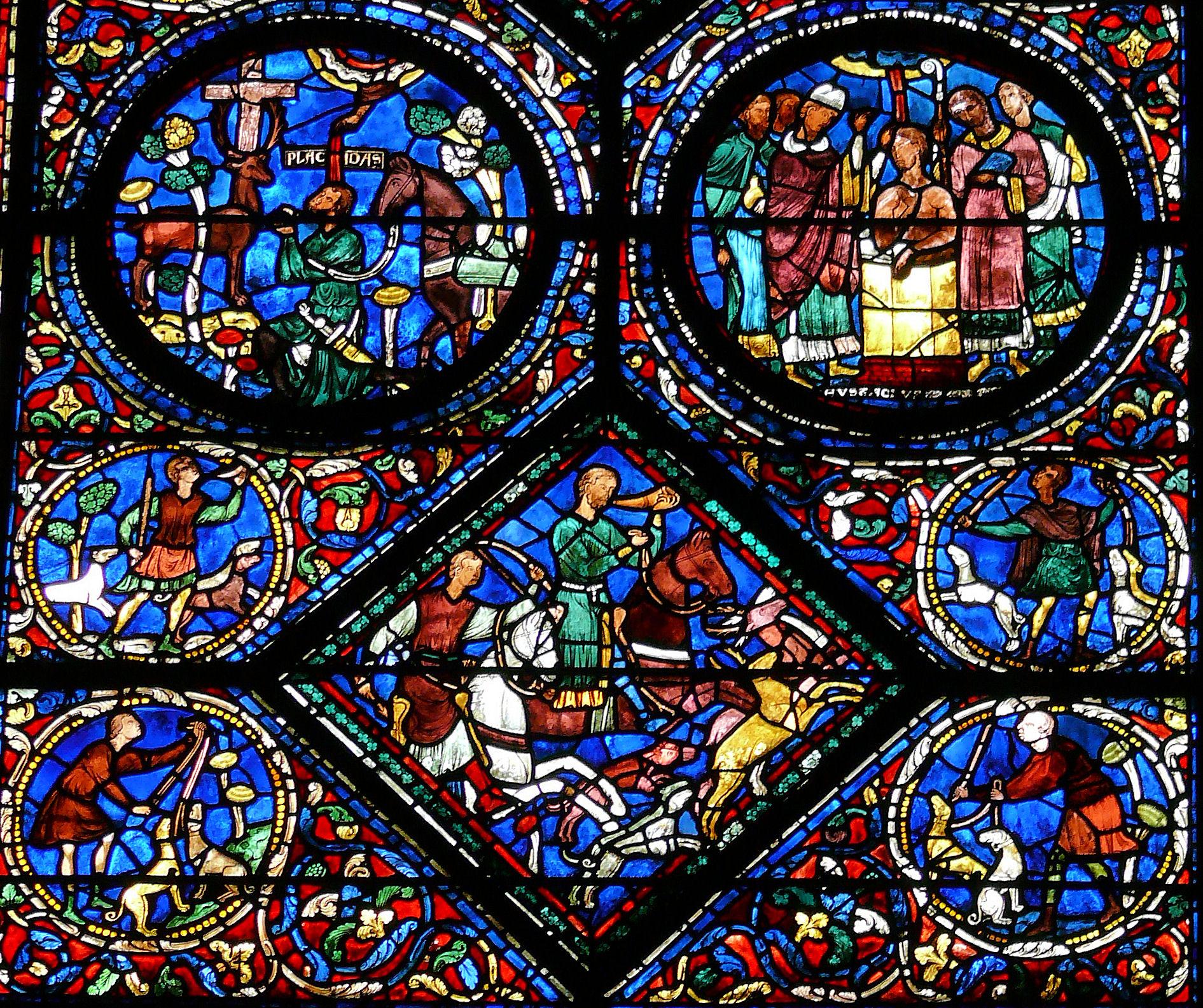 Chartres_-_Vitrail_de_la_Vie_de_saint_Eu