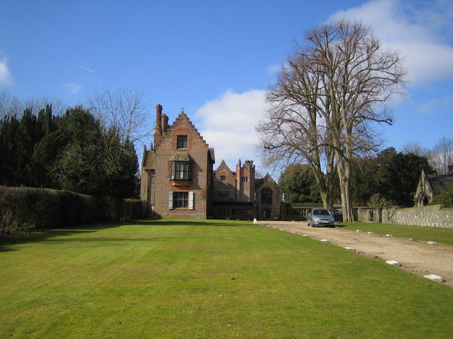 Chenies - The Manor House - geograph.org.uk - 139226
