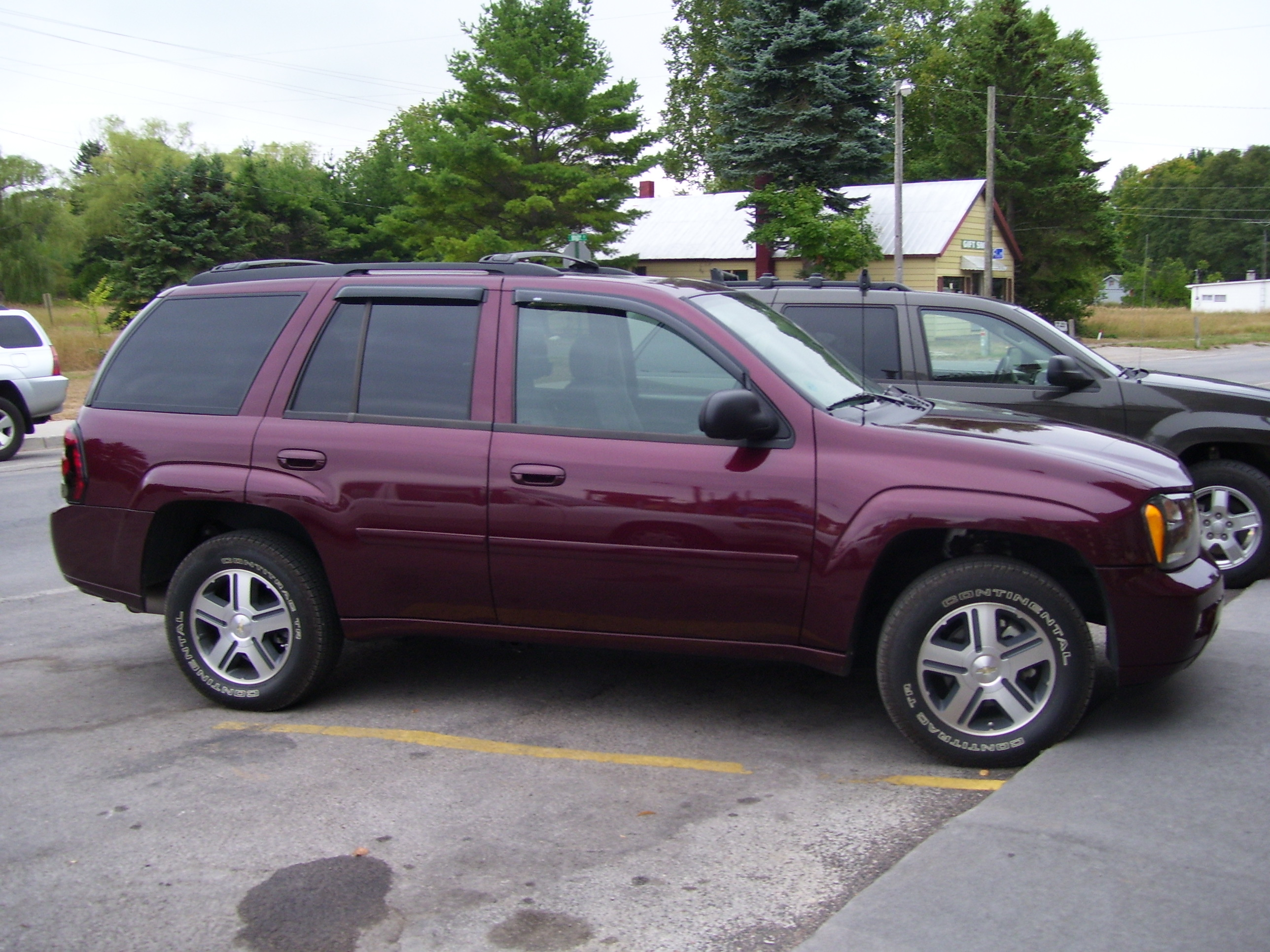 2007 Chevy Trailblazer