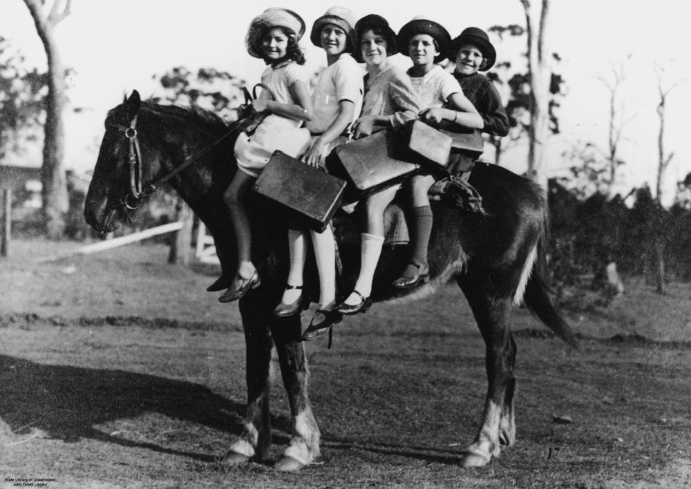 Riding Pony Kids Toy