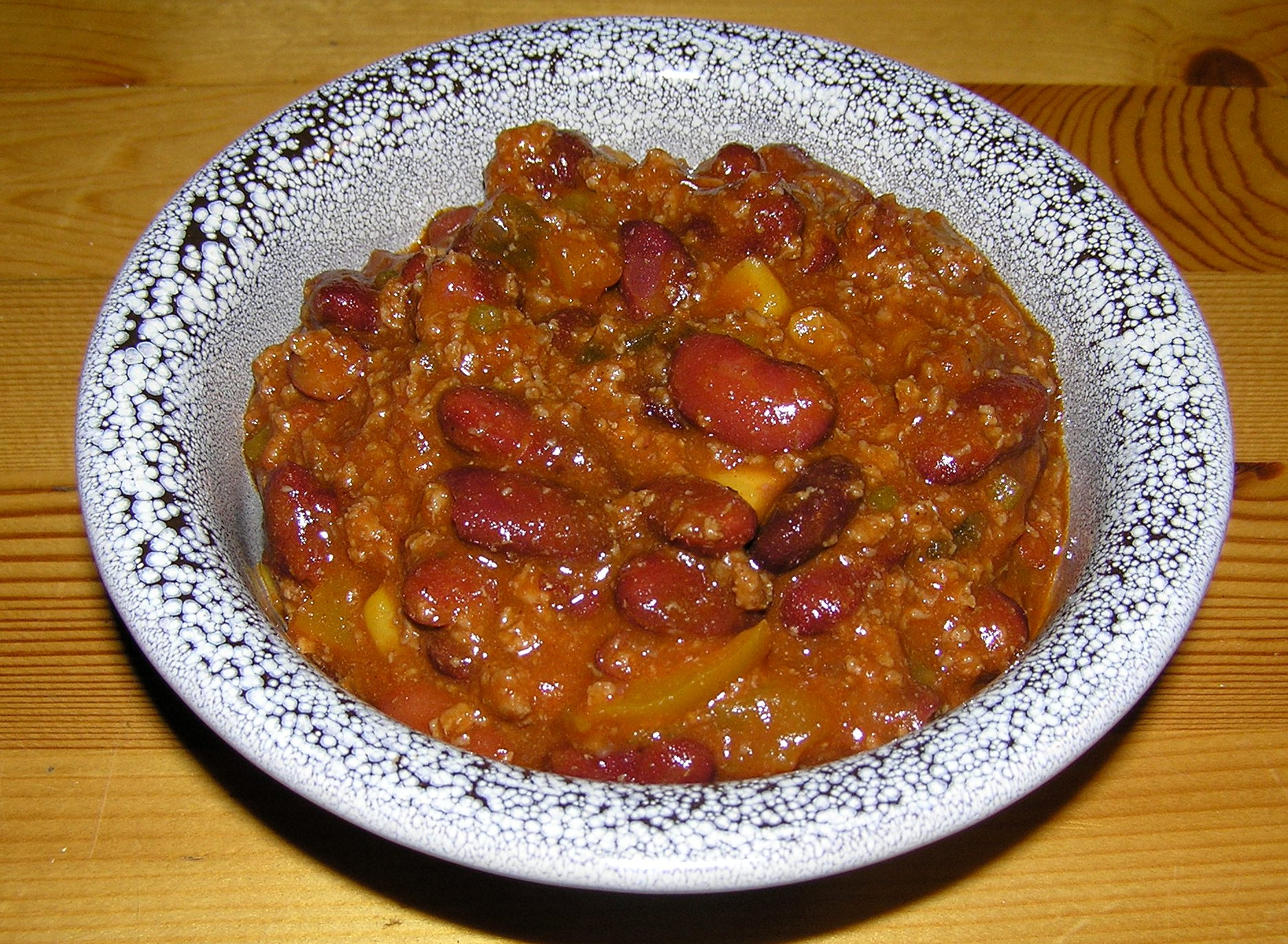 Chili Con Carne With Beans Food Network