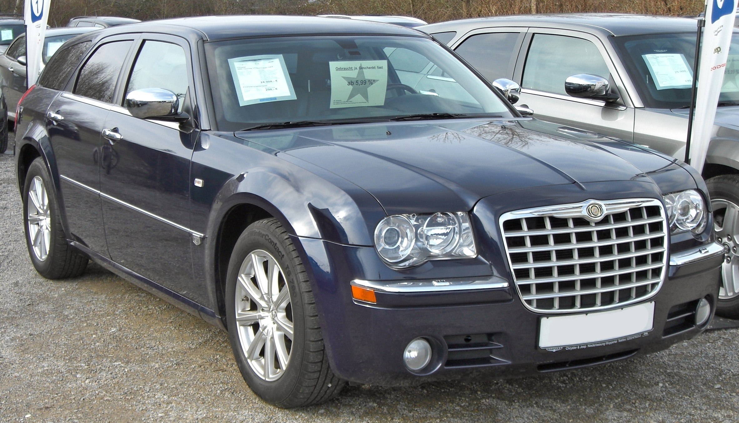 Chrysler  Touring Price