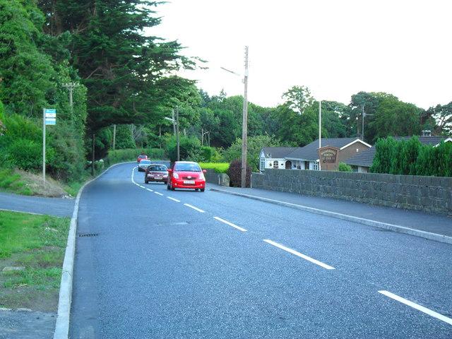 Filechurch Road Ballynahinch Geograph Org Uk 1444254 Jpg