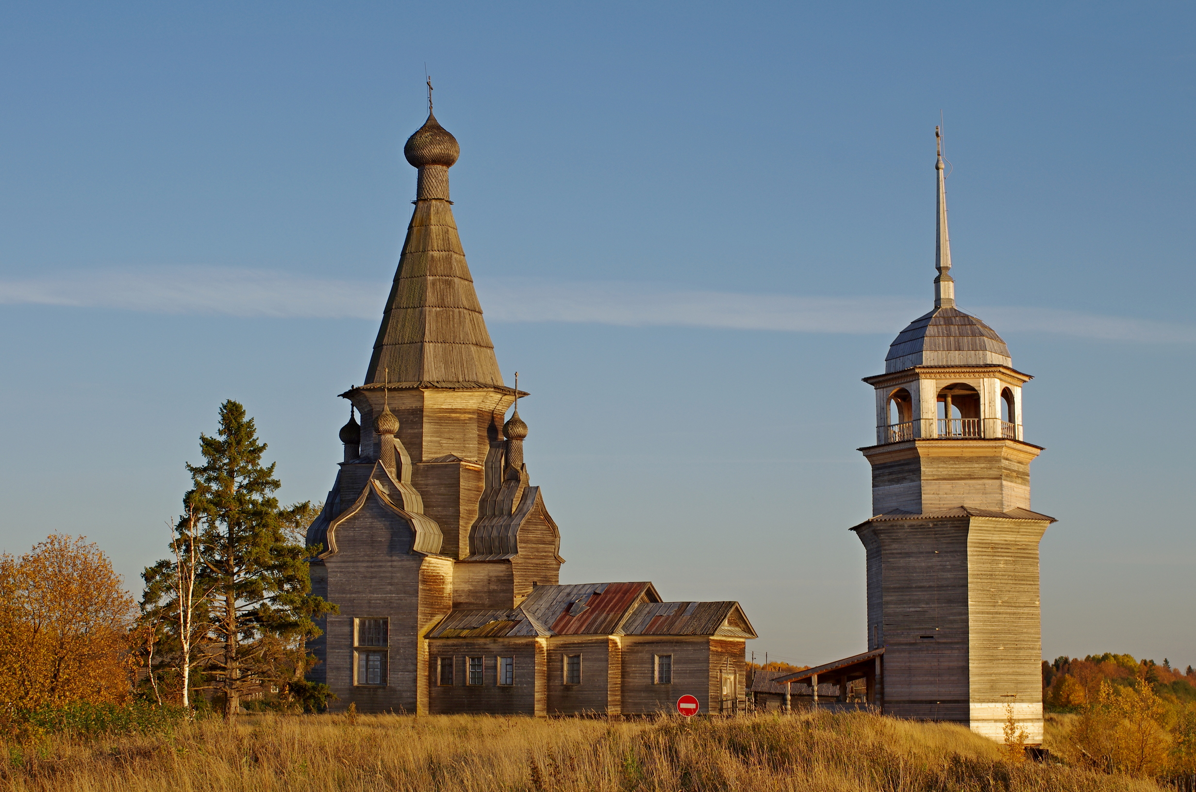 Church in Piyala, Onezhsky District, Arkhangelsk Oblast, Russia.jpg