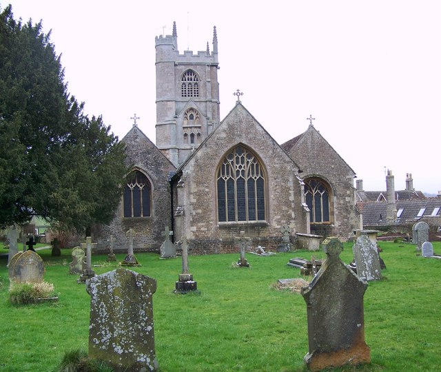 Church of St Philip and St James
