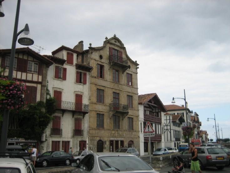 Rodný dom Maurica Ravela v Ciboure