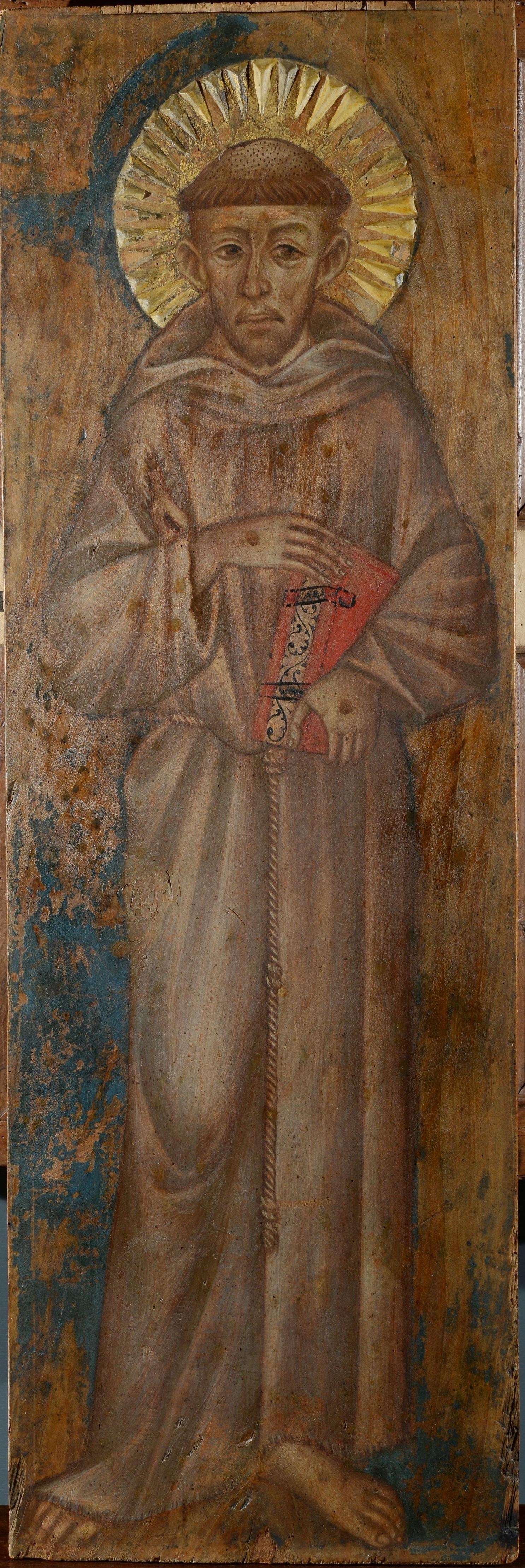 San Francesco (Cimabue) - Wikiwand
