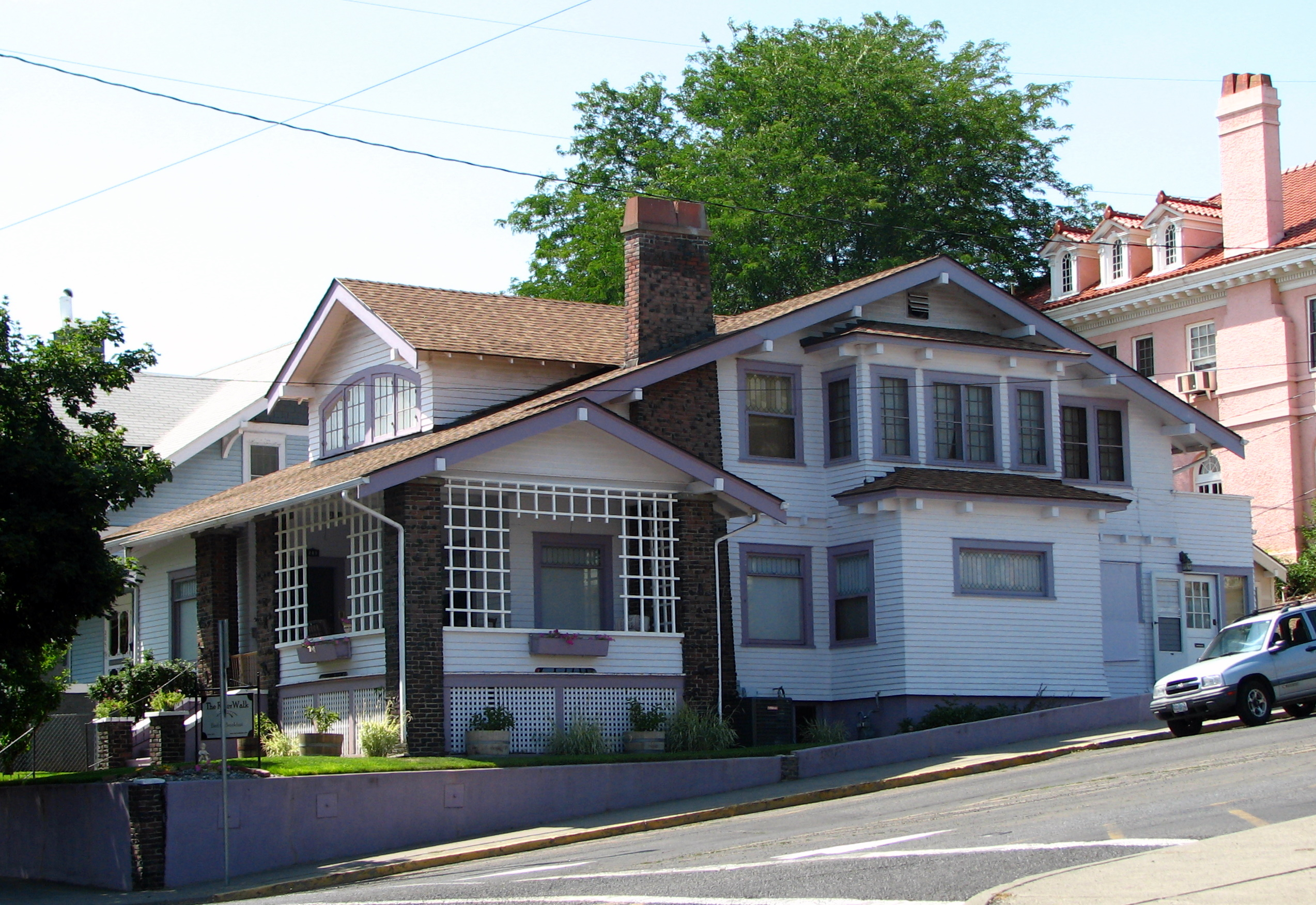 national register of historic places listings in umatilla