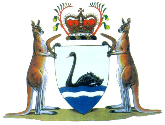 WA coat of arms (Wikipedia)