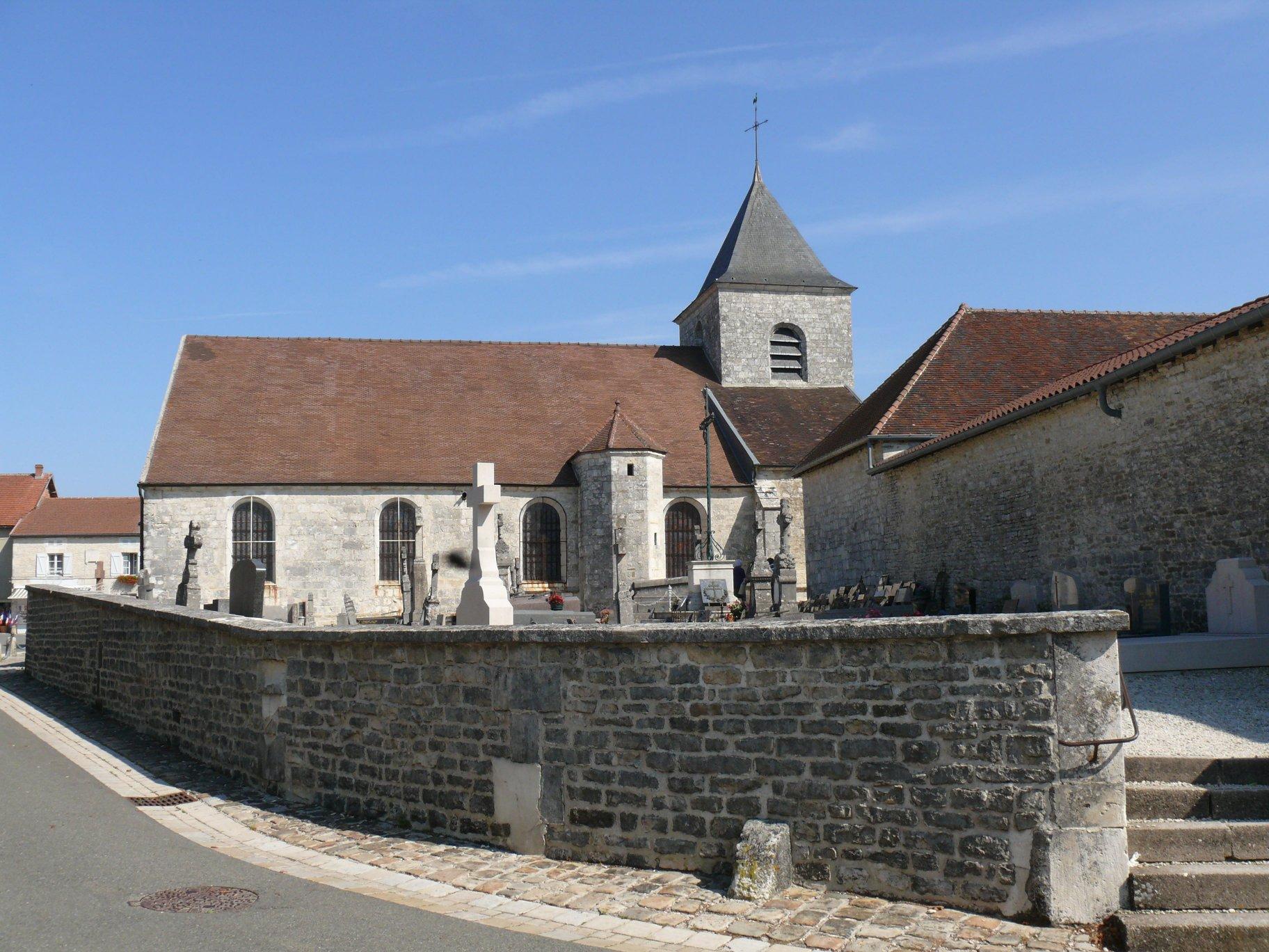 File:Colombey-les-Deux-Églises - Église Notre-Dame-de-l ...