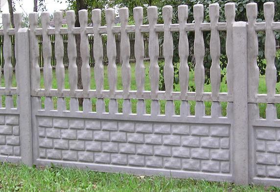 Fence panels concrete fence panel suppliers - Concrete fence models design ...