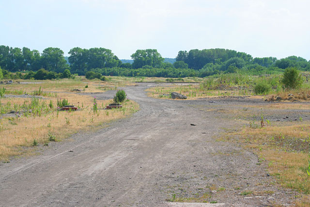 Cotgrave colliery site - geograph.org.uk - 195894