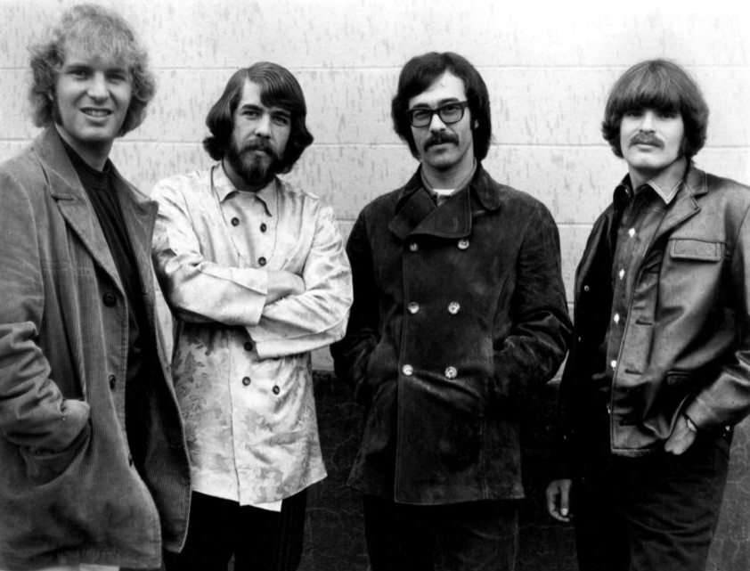 Creedence Clearwater Revival Suzie Q Part 1 And 2