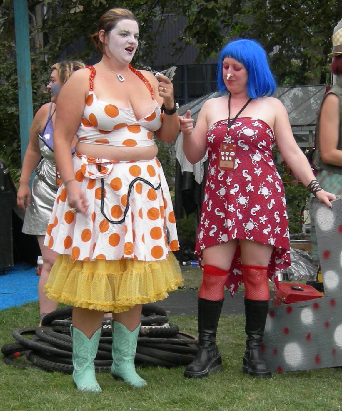 Monet Painting Of Three Clowns Small Figurines Clowns