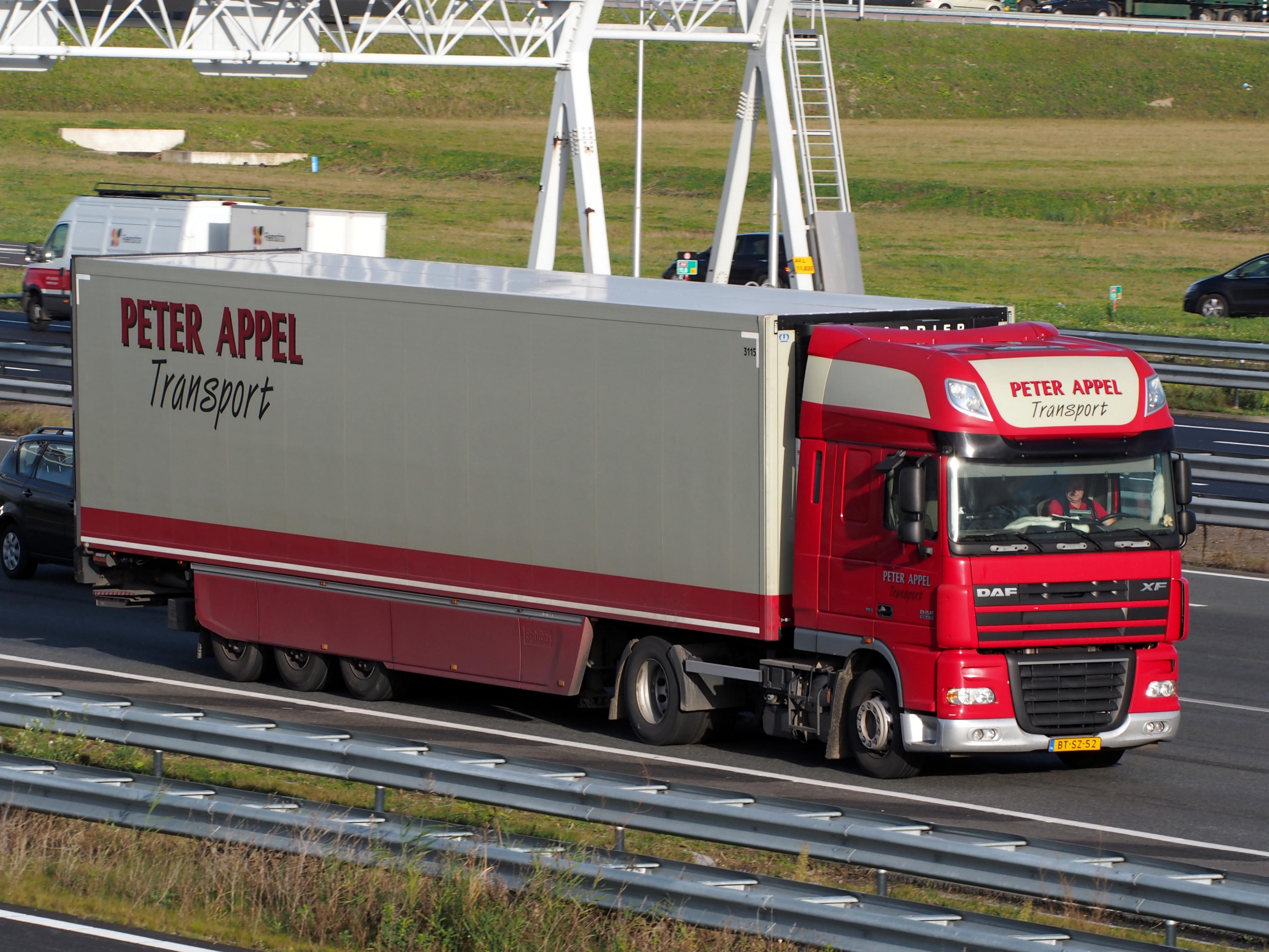 File:DAF FT XF 105, Peter Appel Transport.JPG