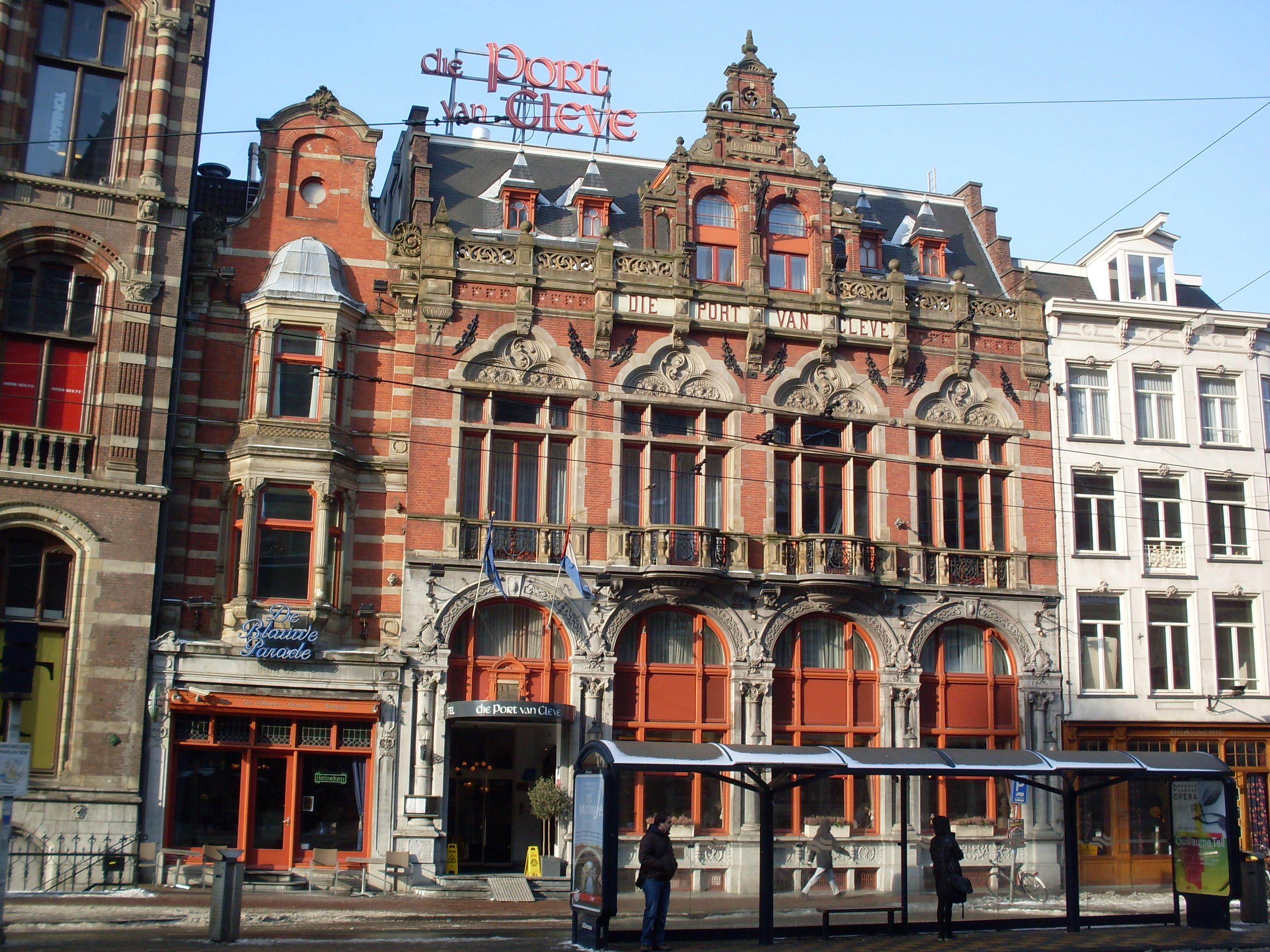 Amsterdam Hotel  Stelle