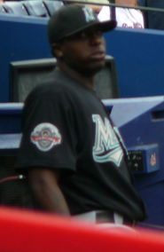 Dontrelle Willis, the 2006 and 2007 Opening Day starter