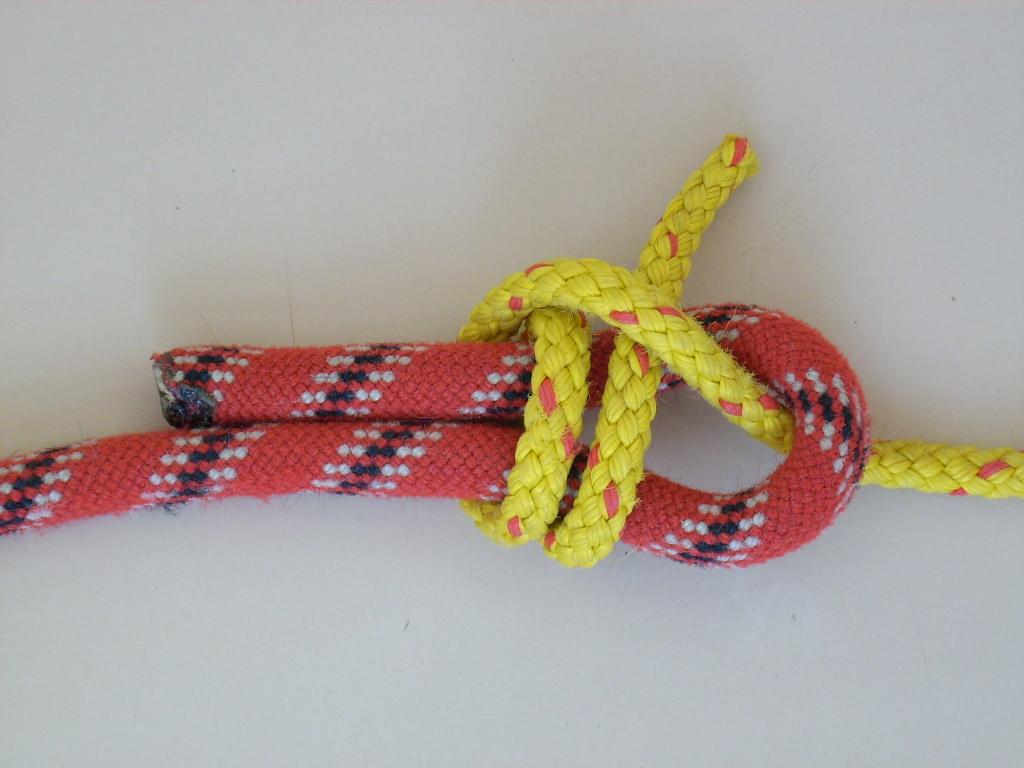 Knoten Für Hängematte