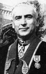 Mohammad Ali Mojtahedi Iranian academic
