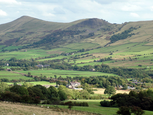 Edale - geograph.org.uk - 250254