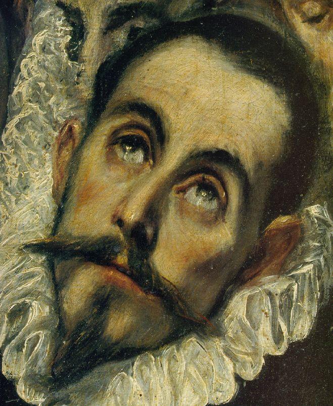 El Greco - Dominikos Theotokopulos - Page 2 El_Greco_-_Count_Orgasz_-_face