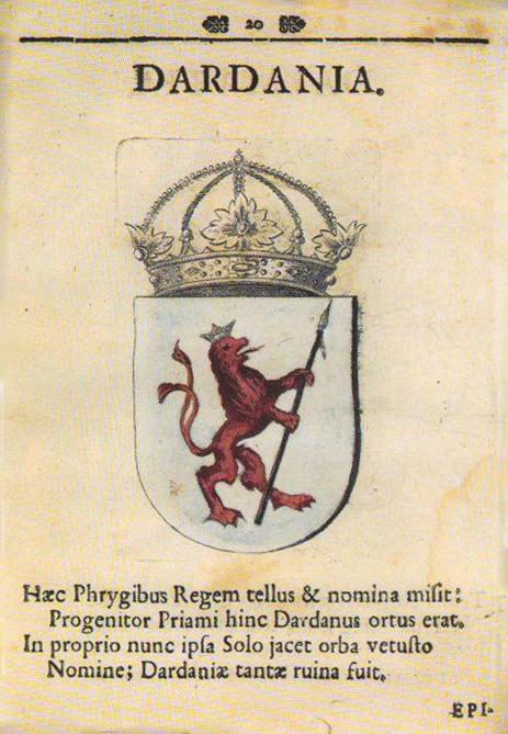 File:Emblem of Dardania.png - Wikimedia Commons