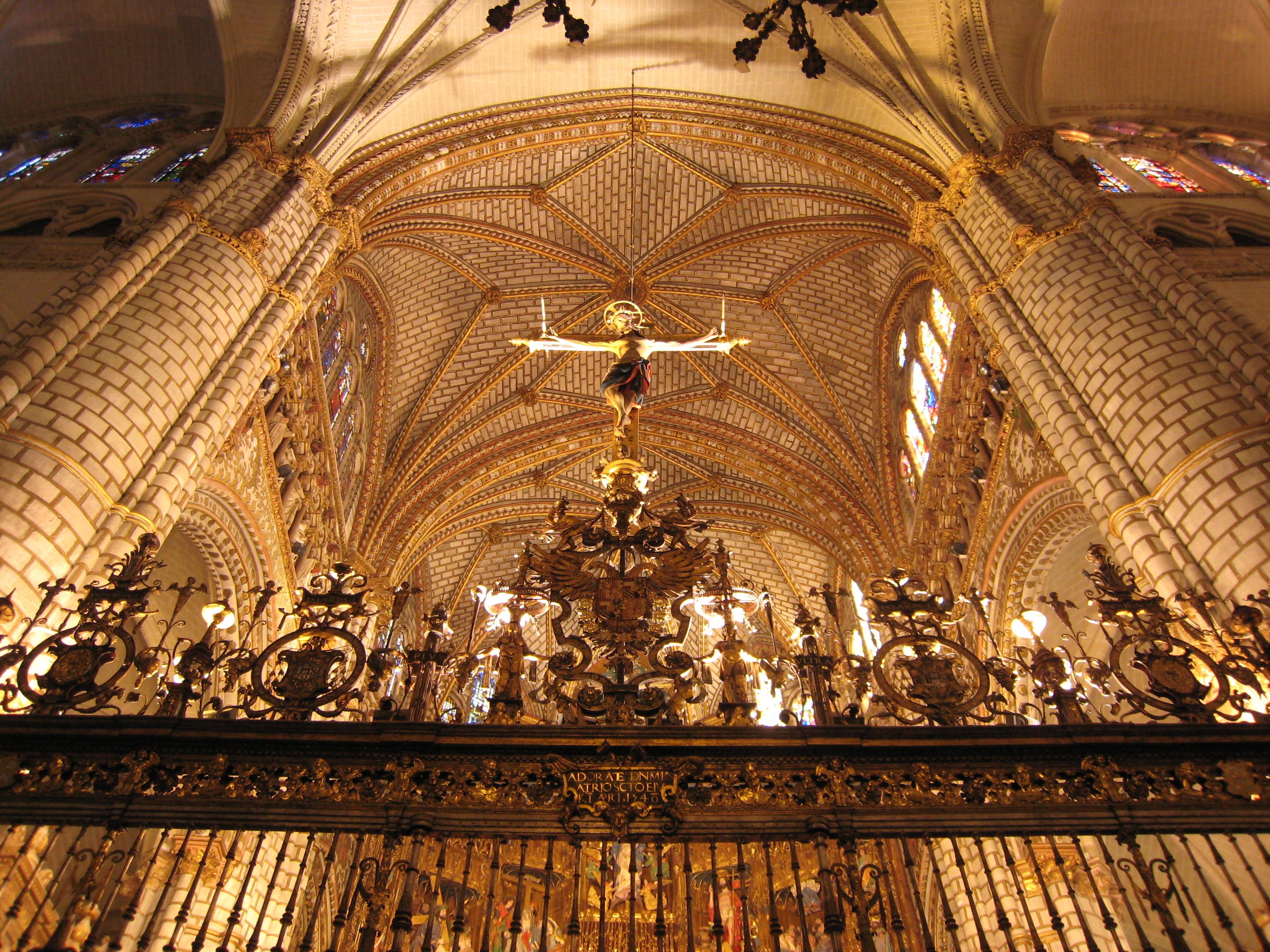 File:Entrada a la capilla mayor.jpg - Wikimedia Commons